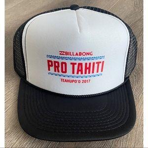 Billabong 'Pro Tahiti' Trucker Hat